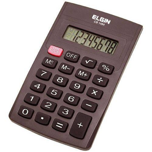 Calculadora de Bolso Cb1483 8 Digitos Elgin