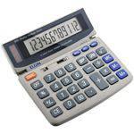 Calculadora de Mesa 12 Digitos Mv 4121 Cinza Elgin