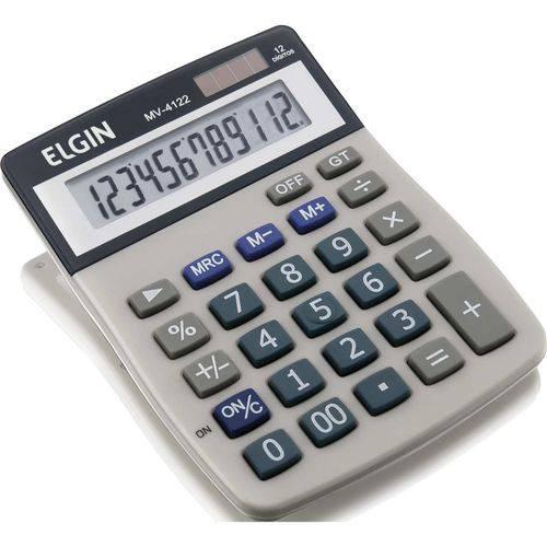 Calculadora de Mesa 12dig.visor Lcd Solar/bat.g10