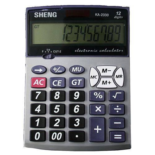 Calculadora de Mesa Ka-2330