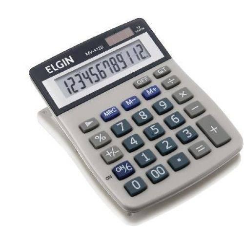 Calculadora de Mesa Mv-4122