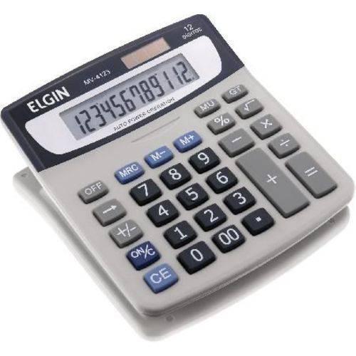 Calculadora de Mesa Mv-4123