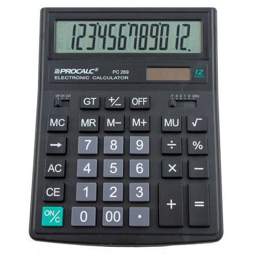 Calculadora de Mesa - PC 269