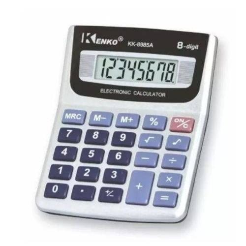 Calculadora Eletrônica KK 8905A Kenko 8 Dígitos