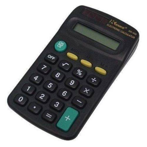 Calculadora Kenko Kk 402 8 Digitos