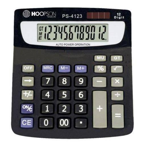 Calculadora PS-4123 Hoopson