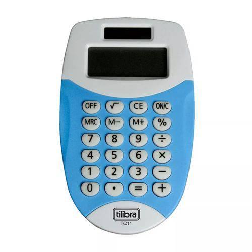 Calculadora Tc011 Azul 248151 Tilibra