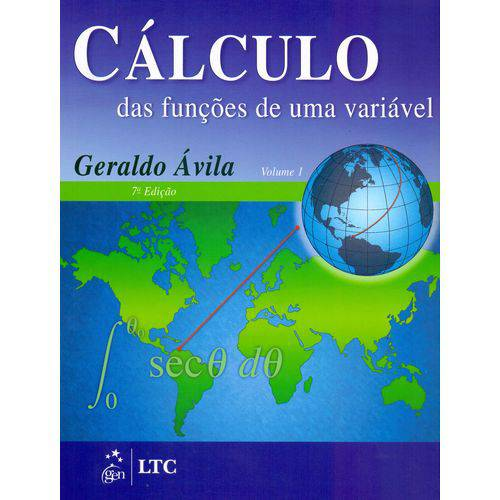 Calculo das Funcoes de uma Variavel-vol.01-07ed/18