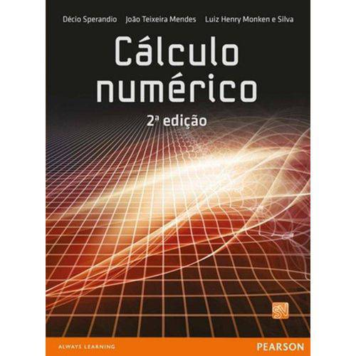 Calculo Numerico - 2º Ed