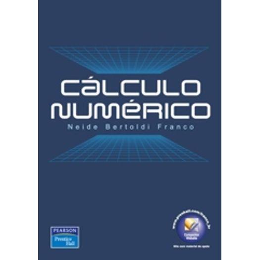 Calculo Numerico - Pearson