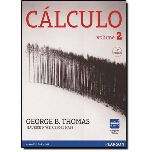 Cálculo - Vol.2