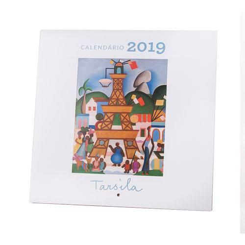 Calendário Parede - Tarsila do Amaral - 2019