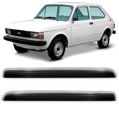 Calha de Chuva Fiat 147 Spazio Europa Panorama Oggi Fiorino 1976 a 1988 - de Encaixe