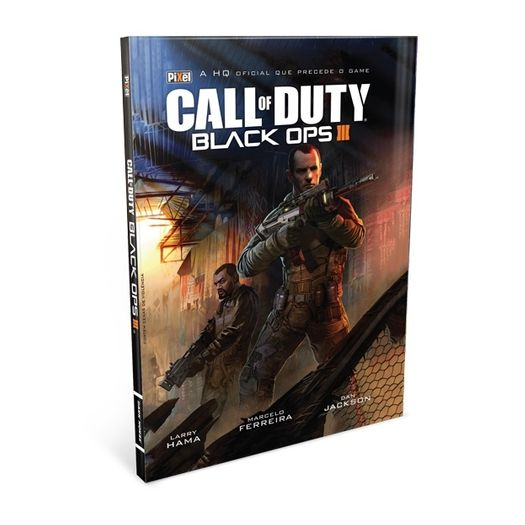 Call Of Duty - Black Ops Iii - Pixel