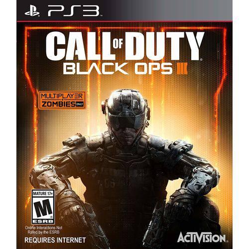 Call Of Duty Black Ops Iii - Ps3