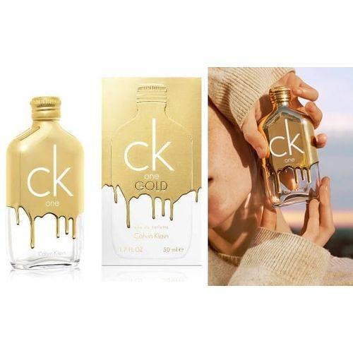 Calvin Klein Perfume Unissex Ck One Gold- Eau de Toilette 100ml