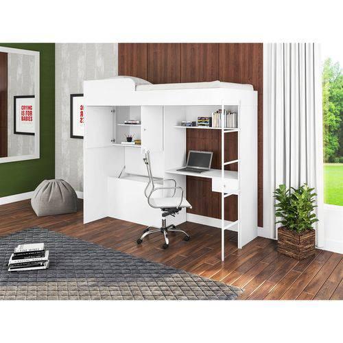Cama Alta Multifuncional Luiza CM9080
