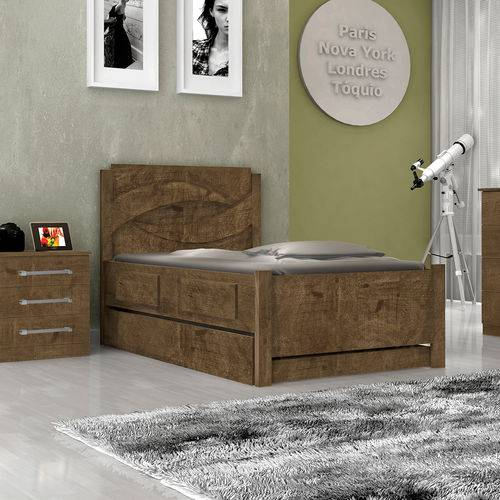 Cama Bibox Spazu New Ypê - 95.49