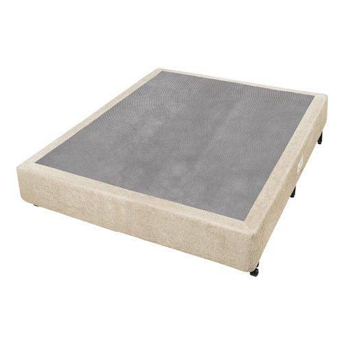 Cama Box (Box + Colchão de Molas) Americanflex Casal Balance Molas Ensacadas 138 X 188 X 69 Cm