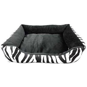 Cama Pet Estampas Zebra