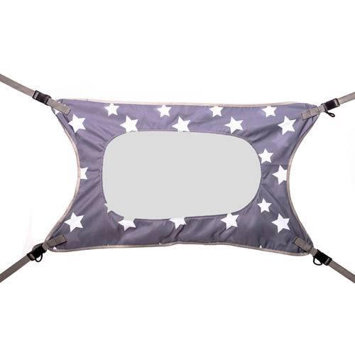 Cama Segura para Bebê Primeiro Sono Cinza- Baby Pil 99030c