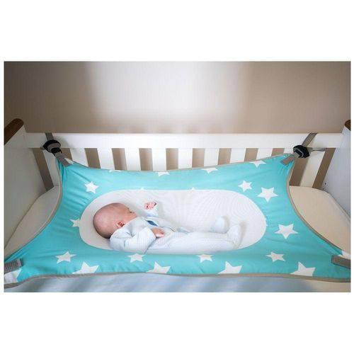 Cama Segura para Bebê Recém-nascido Primeiro Sono Verde - Baby Pil