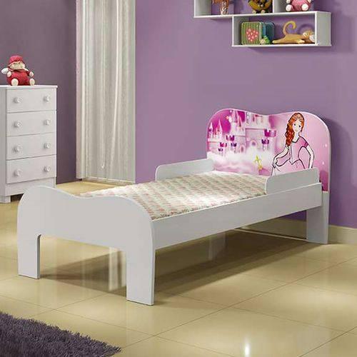 Cama Soneca Carro Princesa - Princesa - Tigus Baby