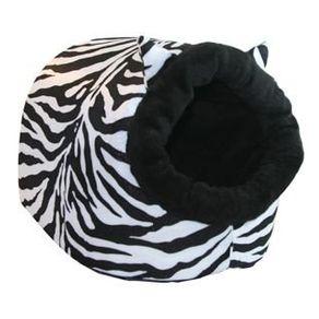 Cama Toca Zebra Mascote Pet Unidade