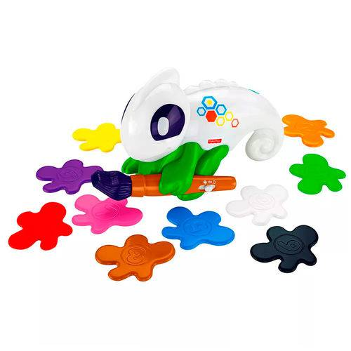 Camaleão das Cores - Think & Learn - Fisher-Price
