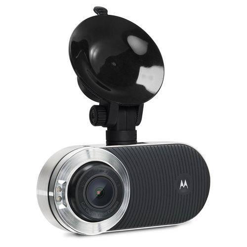 "Câmera Automotiva Motorola MDC100 Full HD Tela 2.7"" - Preto"
