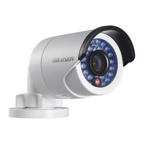 Câmera Bullet 3.0 Hikvision Ds-2ce16d0t-ir 3.6 2mp Ir20 Ip66