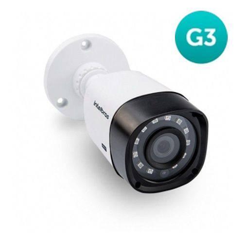 Câmera Bullet Multi Hd Intelbras Vhd 1010 B Ir 10 3,6mm Resolucao Hd 720p G3
