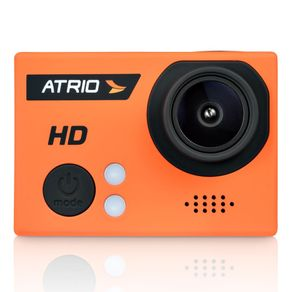 Câmera de Ação Atrio DC186 Fullsport Cam HD Laranja