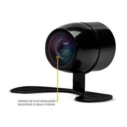 Câmera de Ré Universal Pósitron Colorida