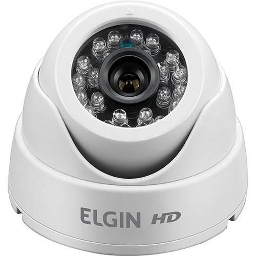 Câmera de Segurança AHD Dome Elgin Lente 3.6mm - Branca