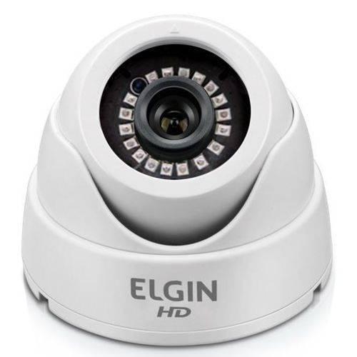 Câmera Digital Dome Ahd 18 Leds Lente 2,8mm Elgin