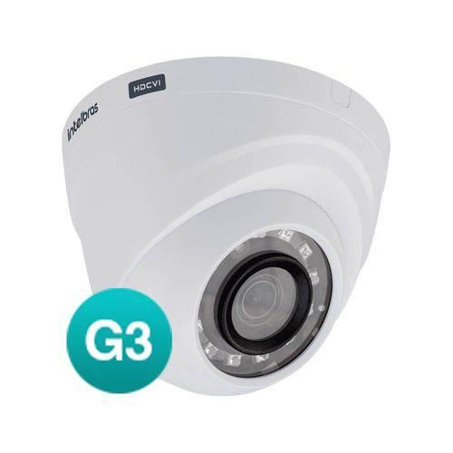 Câmera Dome Intelbras Multi HD 2.8 Mm 20 Mts VHD 1120D C/ Infrav G3 - 720P