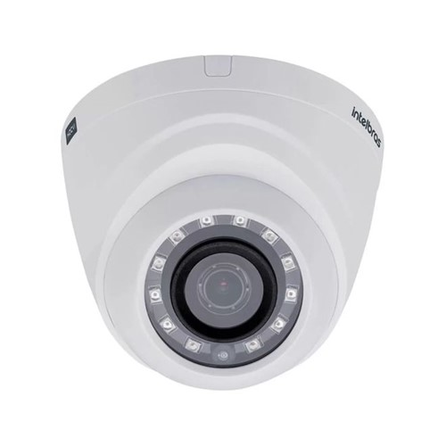 Câmera Dome Multi HD com Infravermelho VHD 1120 D G4 4565245 Intelbras