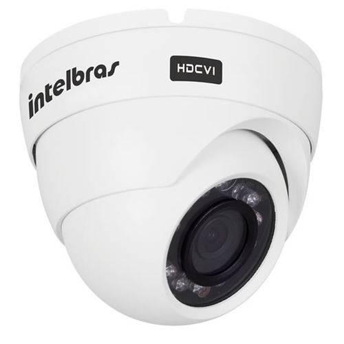 Câmera Dome Multihd (hdcvi, Ahd, Hdtvi e Analógica) Vhd 1220d G3 Full HD com Infra e Lente 3.6mm