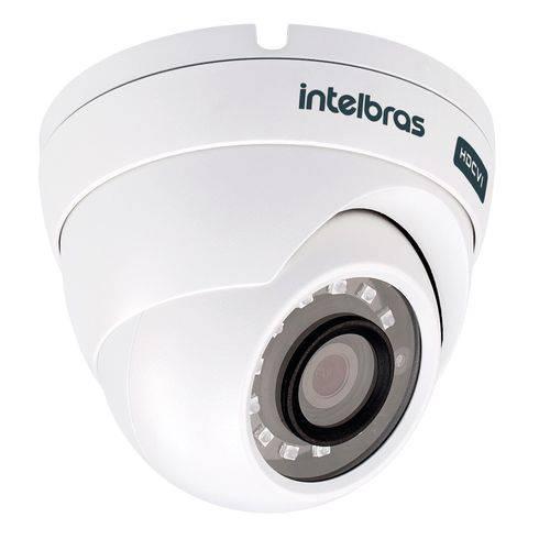 Camera Dome Vhd 3220 D G3 Multi-hd Ir 20 3,6mm Resolucao Full Hd Intelbras