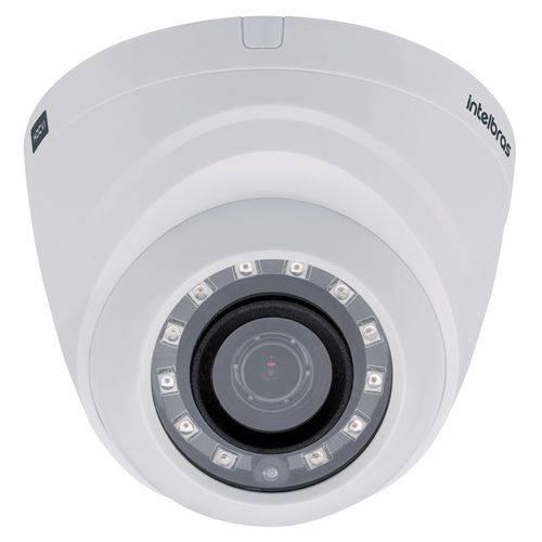 Camera Dome Vhd 1220 D G3 Multi-hd Ir 20 3,6mm Resolucao Full Hd Intelbras