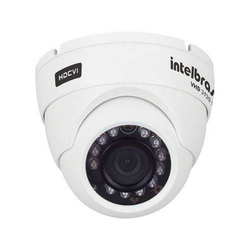 Câmera Dome VHD 3120 D G4 Intelbras