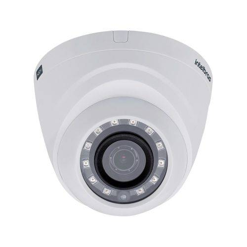 Câmera Dome VHD 1010 D G4 Intelbras Multi HD