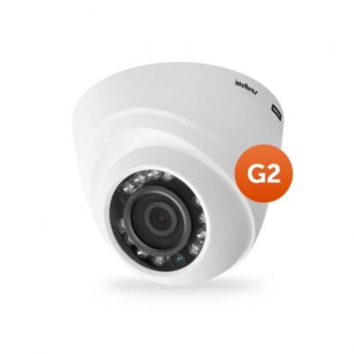 Camera Dome Vhd 1120 D G2 Hdcvi Ir 20 2,8mm Resolucao Hd Intelbras
