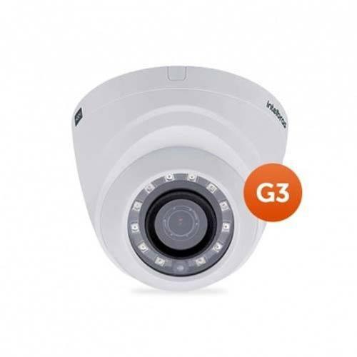 Camera Dome Vhd 1120 D G3 Multi-hd Ir 20 2,8mm Resolucao Hd - Intelbras