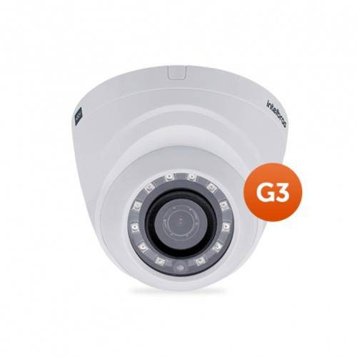 Camera Dome Vhd 1120 D G3 Multi-Hd Ir 20 2,8mm Resolucao Hd Intelbras