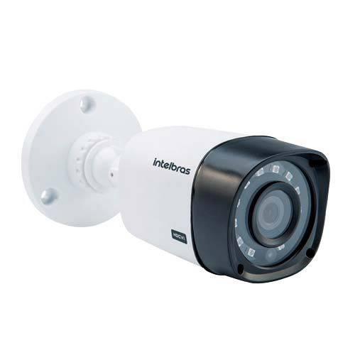 Camera Dome Vhd 1120 D G4 Multi-HD Ir 20 2,6 Mm Resolucao HD - Intelbras