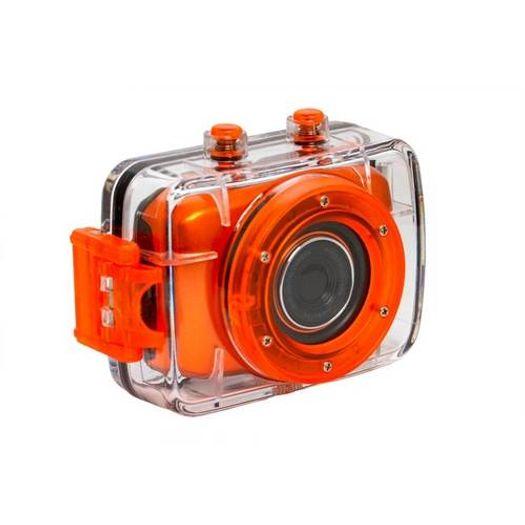 Camera Filmadora de Acao Hd com Caixa Estanque e Acessórios Dvr783hd - Vivitar