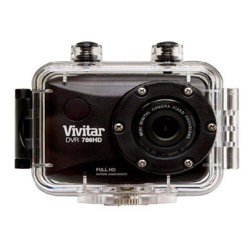 Camera Filmadora Vivitar Mod.Dvr786hd