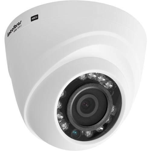 Camera Hdcvi 4565210 Dome Vhd 1120 D 3.6mm 20mt/Am 4565210 - Código 11450 Intelbras-Isec